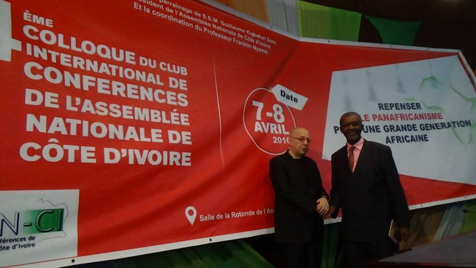 Lumumba Luc MICHEL