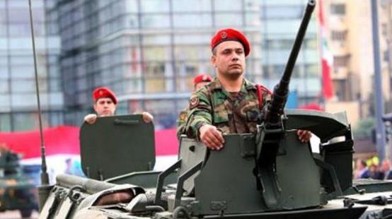 SYRIA - Armée libanaise ctre daech (2017 08 07) FR