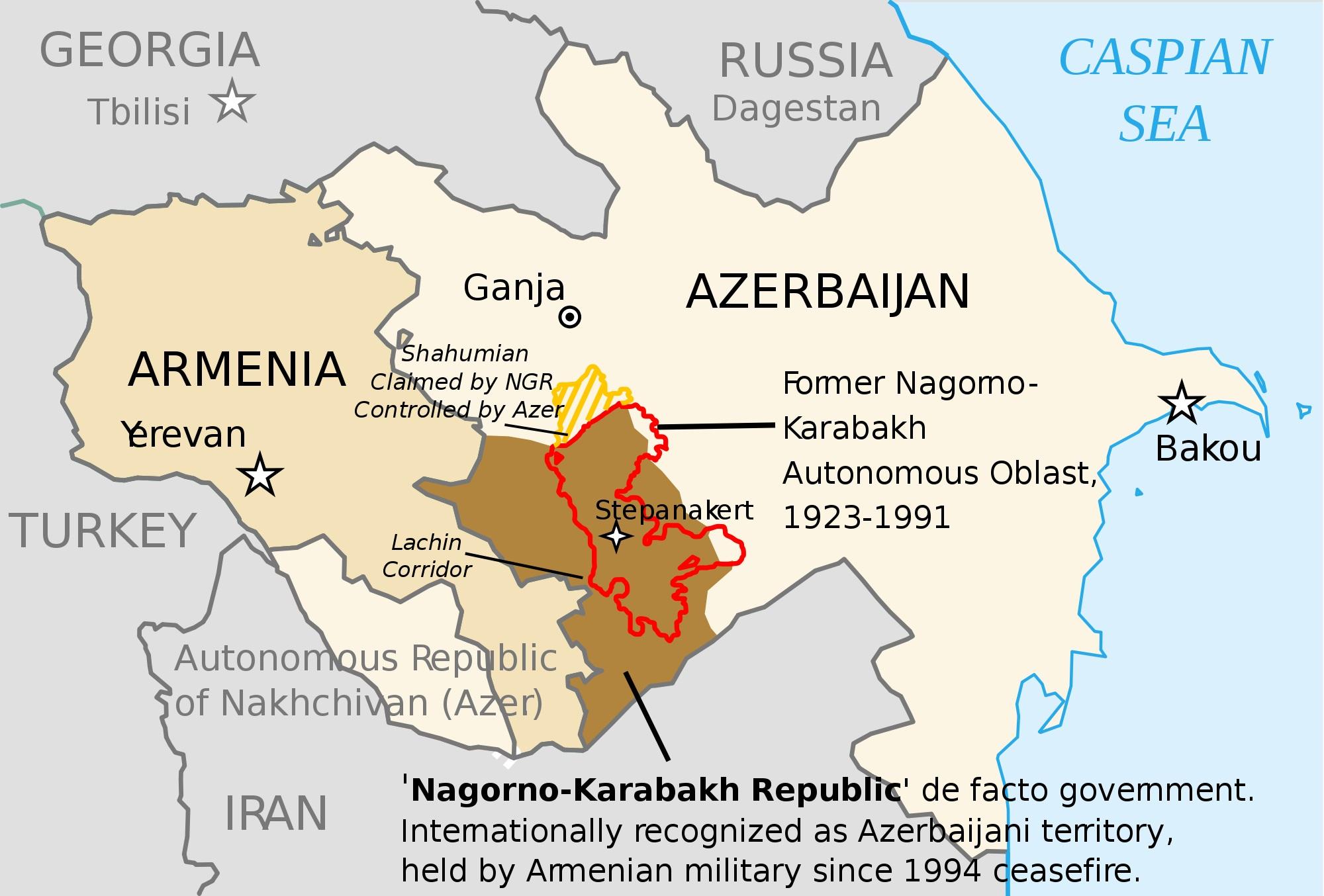 LM.GEOPOL - Armenia II nag karabakh   (2017 09 18) ENGL 2