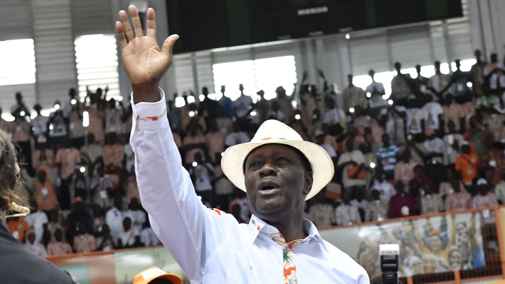 le-president-ivoirien-alassane-ouattara-lors-du-congres-de-son-parti-le-10-septembre-2017-a-abidjan