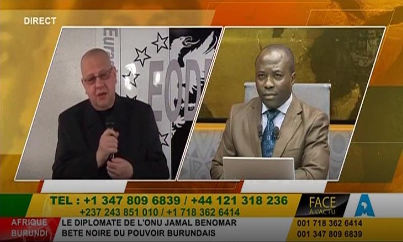 AMTV - CE MARDI SOIR 17 OCT 2017  SUR AFRIQUE MEDIA