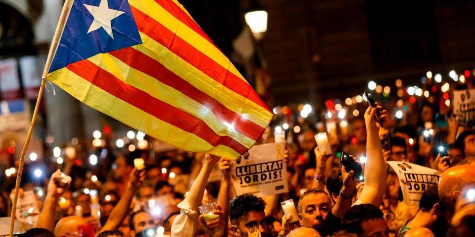 Catalogne suspension autonomie
