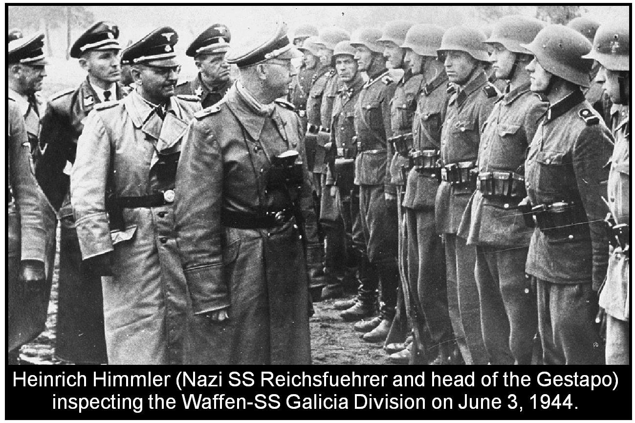 Galicie 3 - Himmler