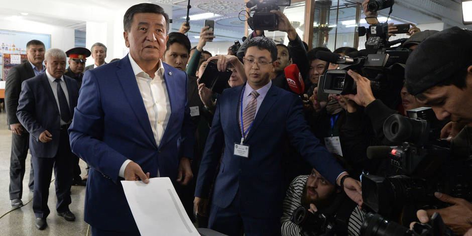 Présidentielle au Kirghizstan