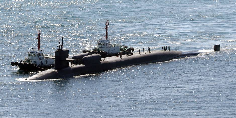 eode - manoeuvres navales coree