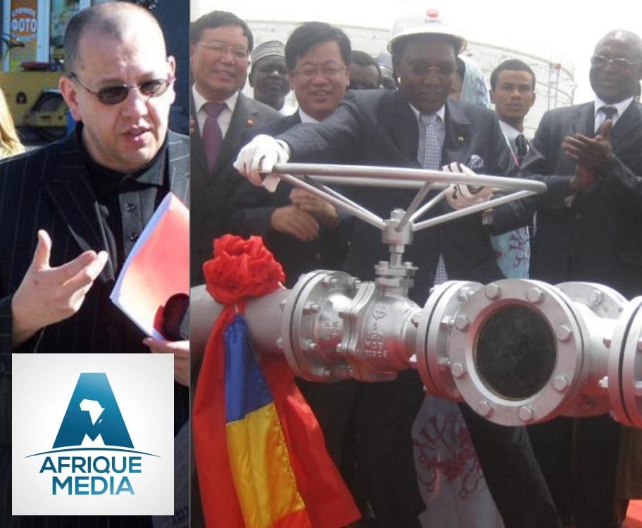 AMTV - DEBAT LM petrole tchadien  (2017 11 26)