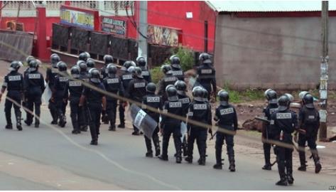Heurts-entre-policiers-et-manifestants-à-Muyuka-un-mort-et-plusieurs-blessés