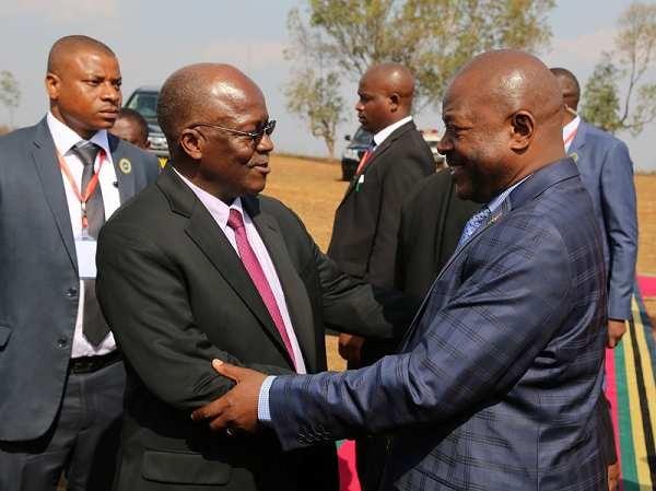 PANAF.NEWS - Tanzanie et ouganda  avec burundi (2017 11 13) FR 1