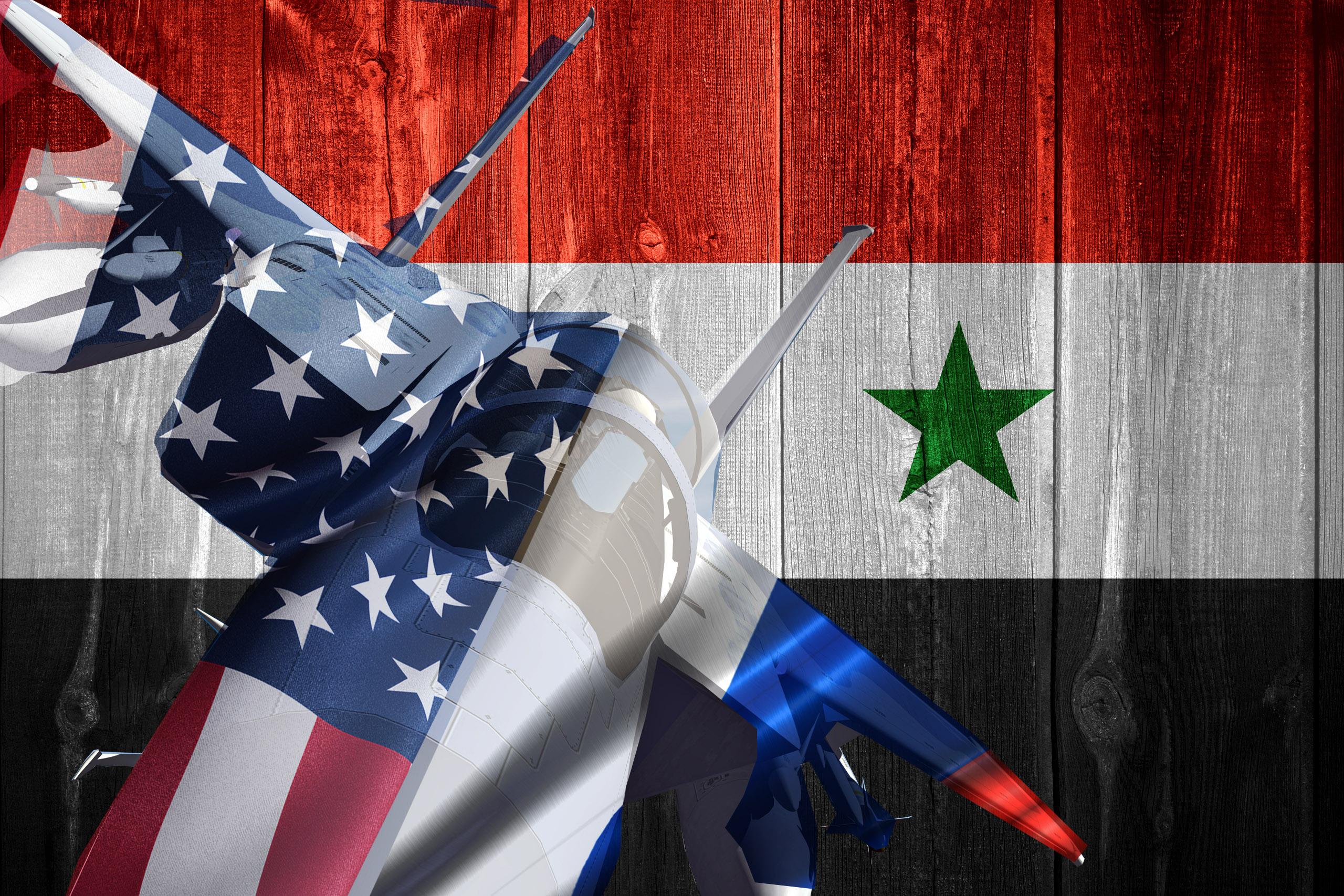 SYRIA - Usa out of syria (2017 11  20) ENGL