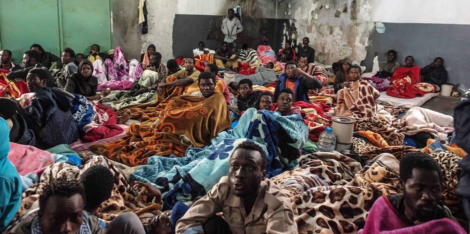 Elac-Libye-Migrants