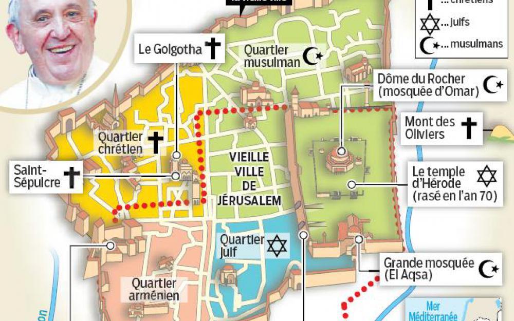 LM.GEOPOL - Geopol de  jerusalem II  (2017 12 12) FR 2