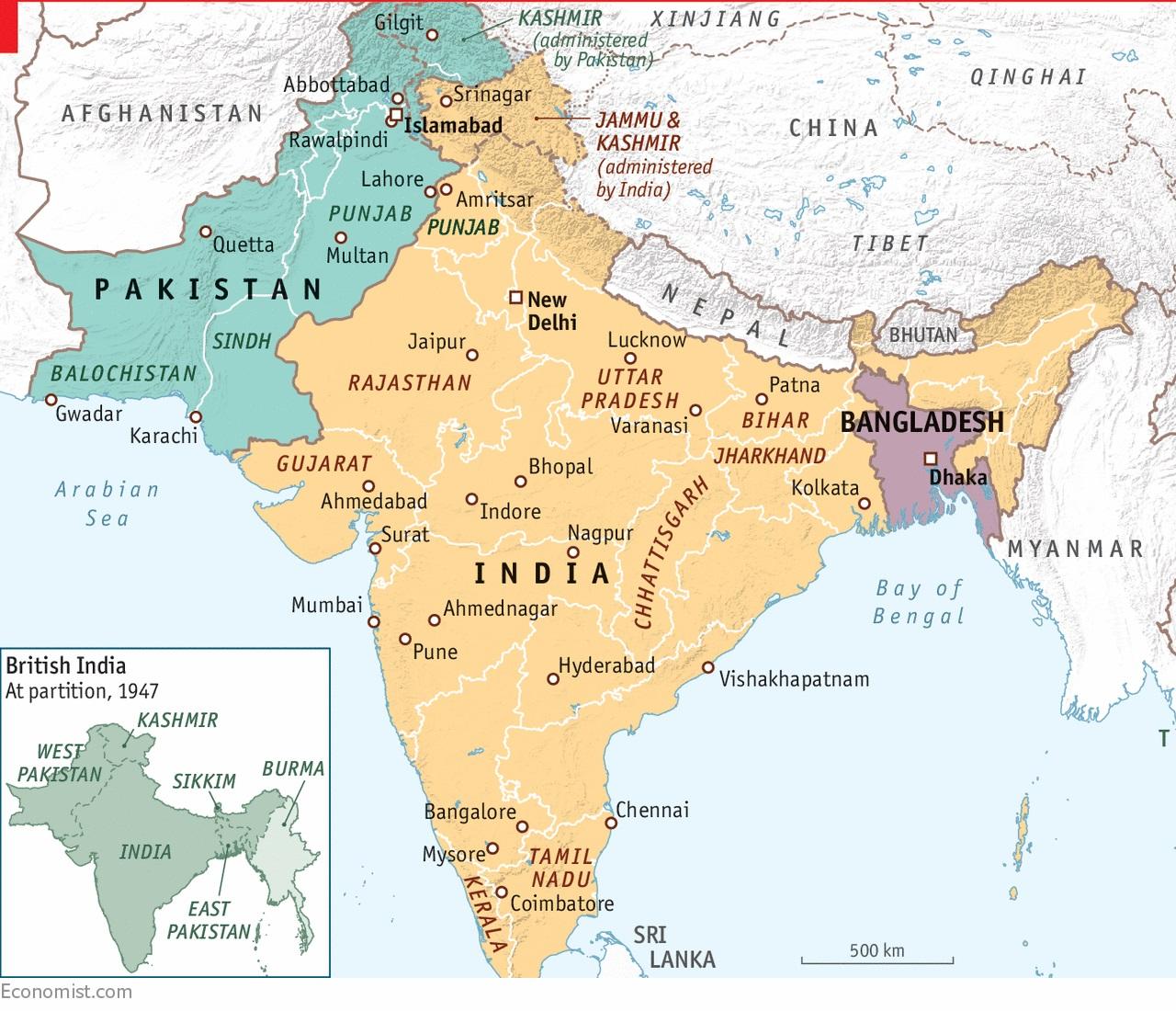 LM.GEOPOL - ISLAMISMES I pakistan  (2017 12 02) FR 2