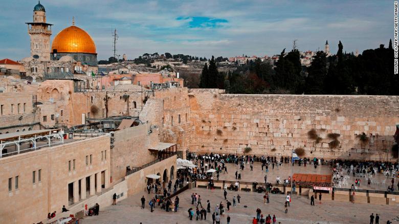 LM.GEOPOL - Trump jerusalem (2017   12 07) FR 3