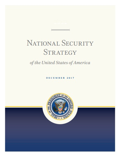 LM.GEOPOL - Us national security    strategy I (2018 01 09) ENGL 1