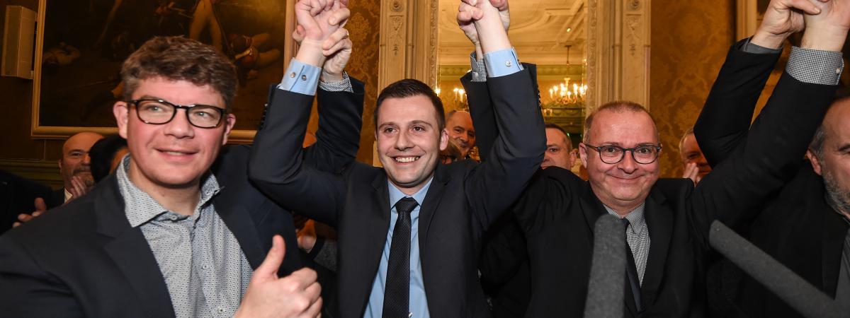 01 - Législatives partielles - double défaite pour LREM à Belfort et dans le Val d'Oise, la droite remporte les deux sièges