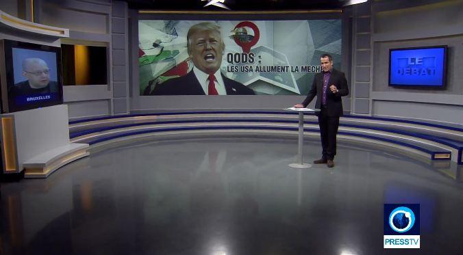LM.PRESS TV - DEBAT jerusalem  palestine (2018 02 25) (1)