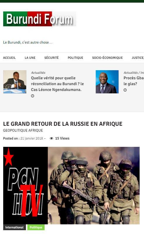 LM.RP - PCN-SPO burundi forum ru en  afrique (2018 01 21) FR