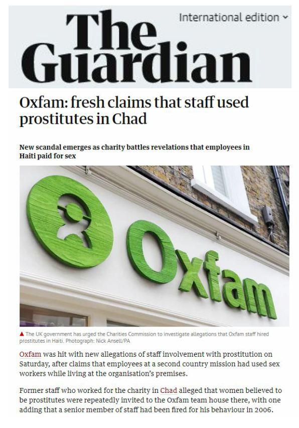 PANAF.NEWS - Oxfam II tchad (2018   02 12) FR