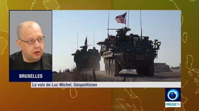 Débat le Hezbollah irakien appelle au retrait des troupes US