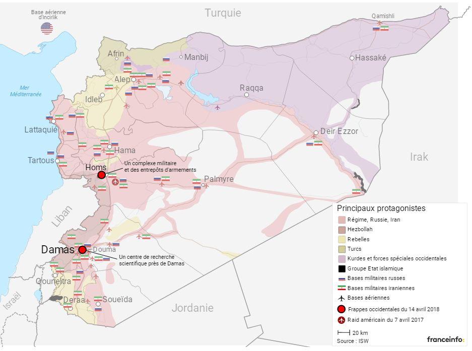 ART.COMPL.GEOPOL - Syrie cartes    pentagone (2018 04 14) FR (1)