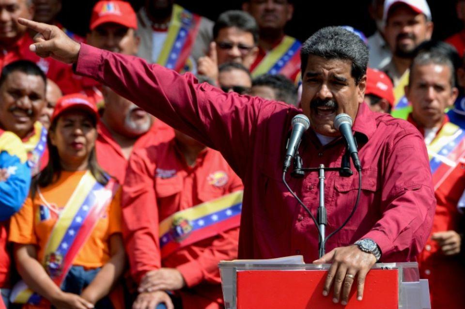 EODE - ELEC venezuela   presidentielle I (2018 05 22) FR