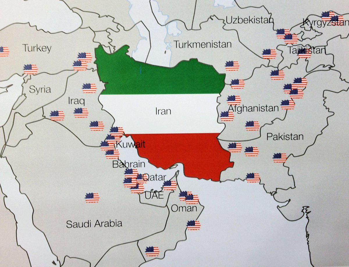 LM.GEOPOL - Trump usa iran stratfor    (2018 05 12) ENGL 2