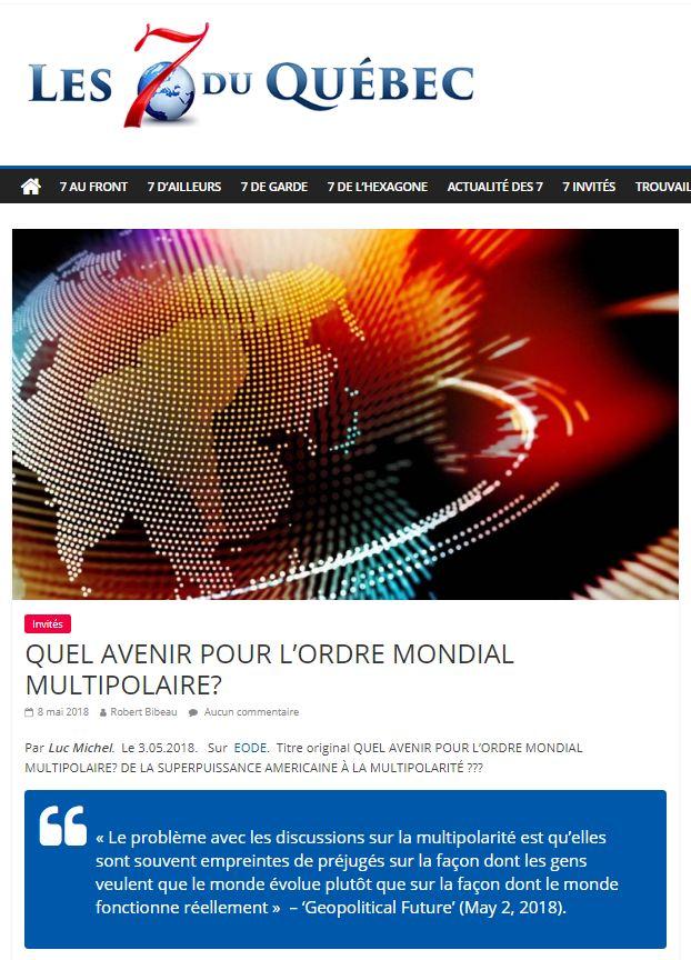 LM.NET - 7QUEBEC ordre mondial   (2018 05 08)