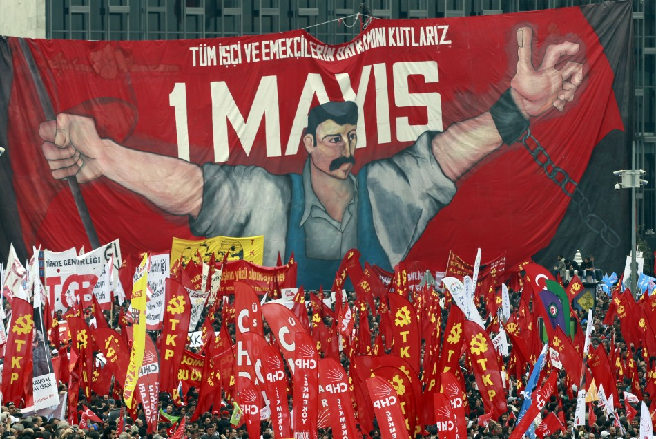 NAKP - May day istambul (2018 05   02) ENGL