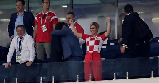EODE - GEOPOL football IV croatie   (2018 07 12) FR