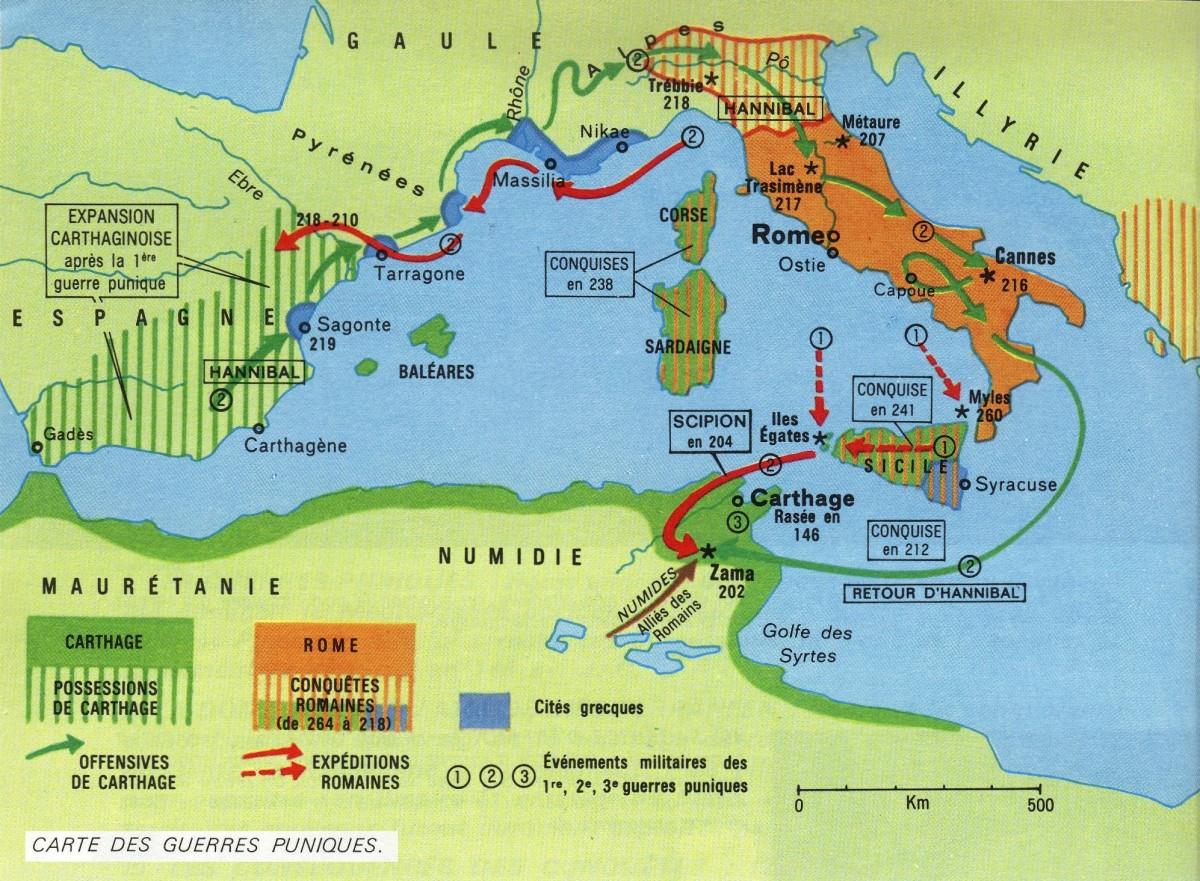 LM.GEOPOL - Terre et mer I carthage    vs rome (2018 09 21) FR (2)