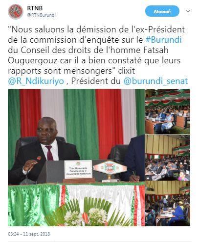 Z - # PANAFRICOM-NEWS- ACTUALITE DE LA RESISTANCE DU BURUNI (2)