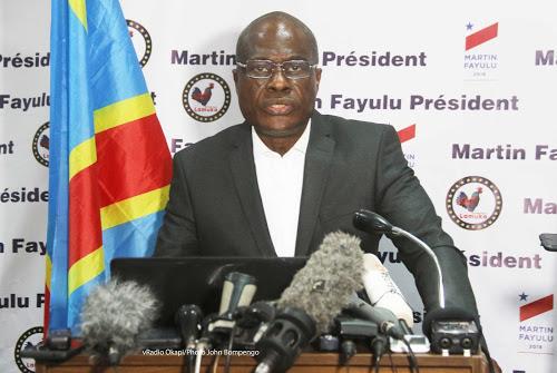 PANAF.NEWS - RDC fayulu président de facebook (2019 01 20) FR