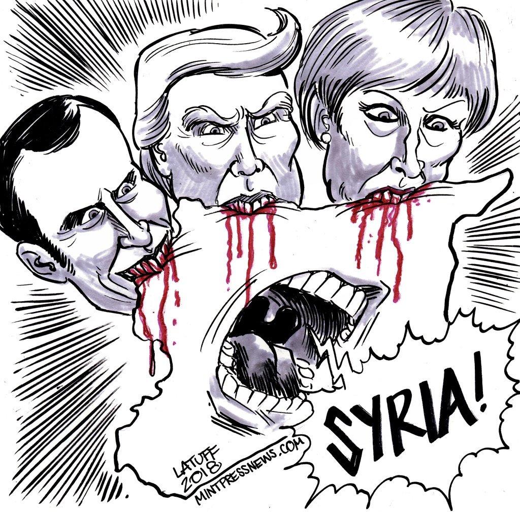 SYRIA RP - 021 macron