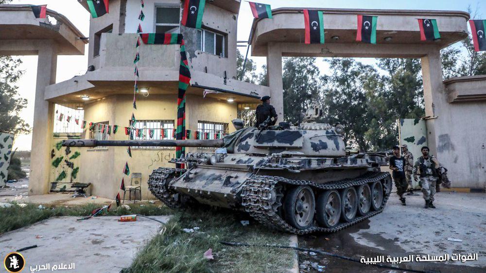 FLASH.GEOPOL - 024 - Alliances    obliques en libye (2019 04 19) FR 1