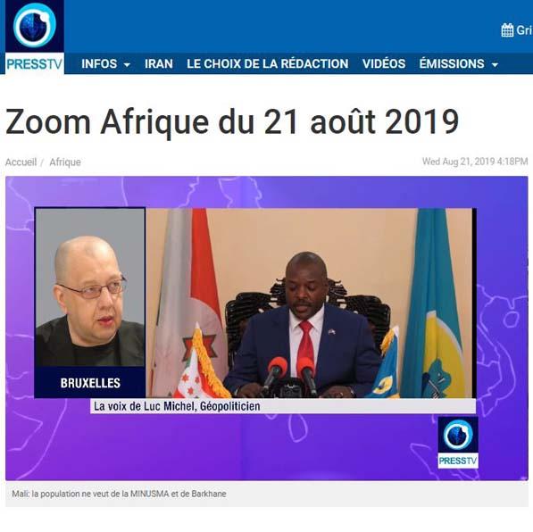 PANAF.NEWS - DER LM 002 (2019 08 21) FR