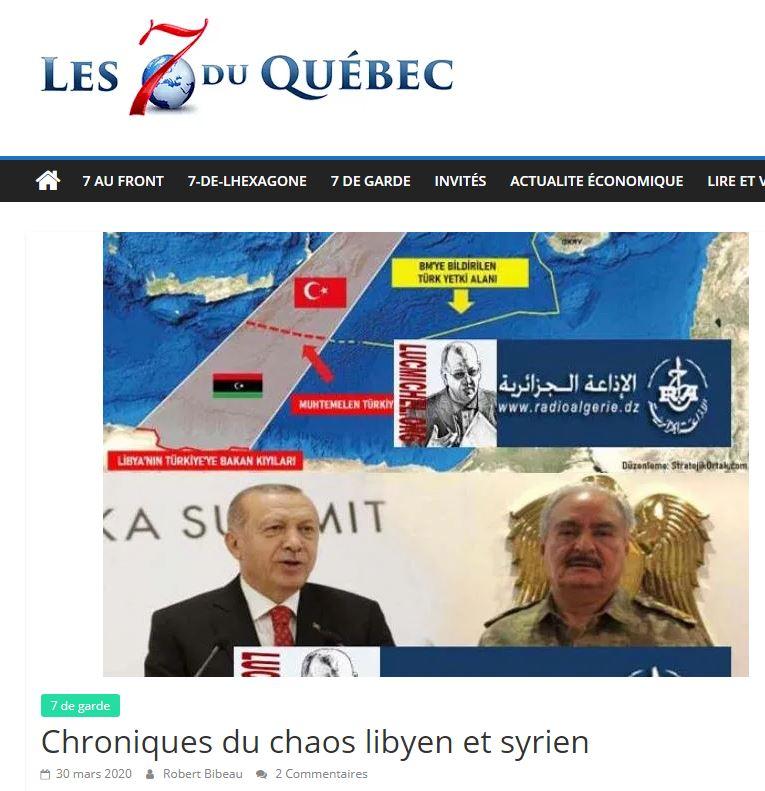 RP LM.GEOPOL - 7québec chroniques libye syrie (2020 04 01) FR