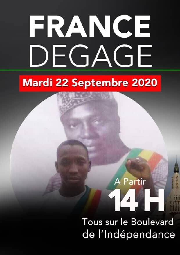 PANAF.NEWS - Manif bamako (2020 09 21) FR 1