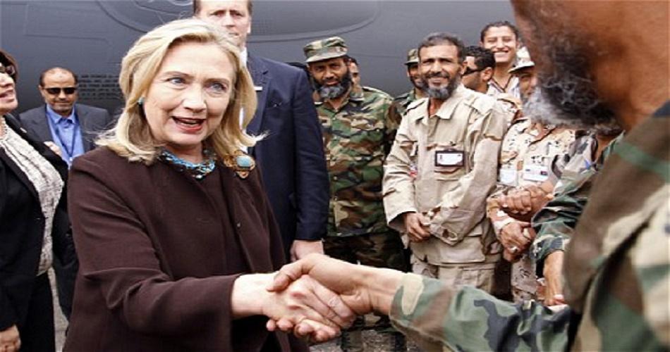 PANAF.NEWS - LM kadhafi hillary clinton (2018 10 23) FR (3)