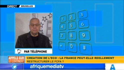PANAFNEWS-RP 042 AMTV rapport sénat franc cfa