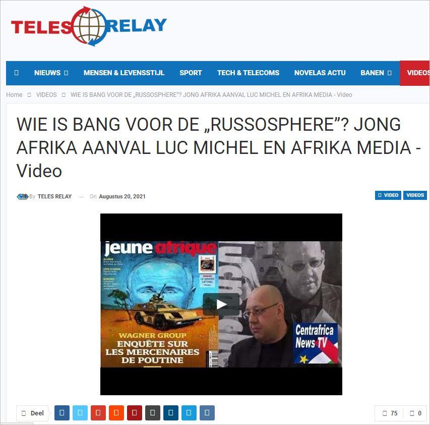 CNT - 248c reprise vidéo jeune afrique NL (2021 08 22)